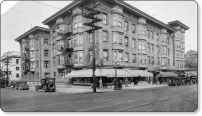 The Manhattan - Vancouver's First Downtown Apartment Building
