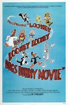 The Looney Looney Looney Bugs Bunny Movie (May 1981)