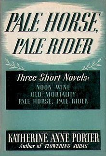 One of Alicia's top 13 Pale Horse, Pale Rider - Wikipedia, the free encyclopedia