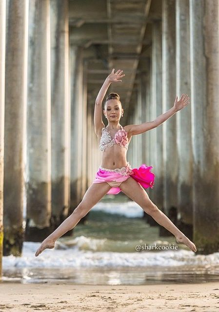 Maddie Ziegler's final pictures from her Sharkcookie photoshoot [2014]