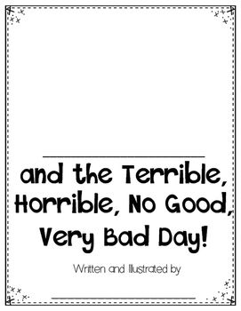 78 best Alexander and the Terrible...Bad Day images on