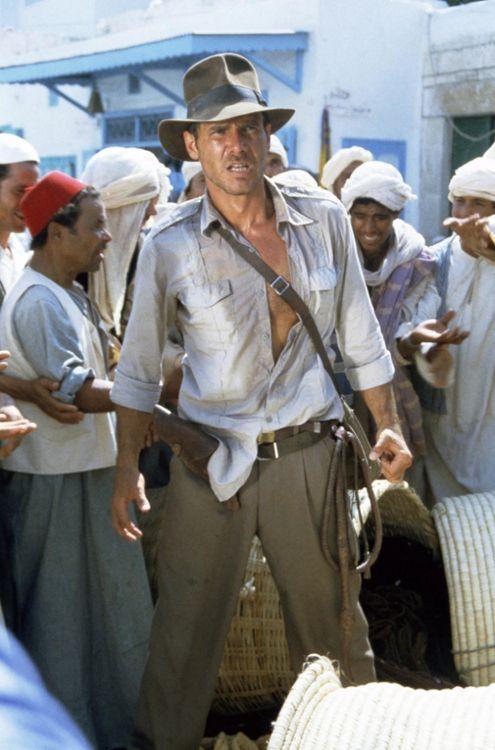 Indiana Jones                                                                                                                                                      More