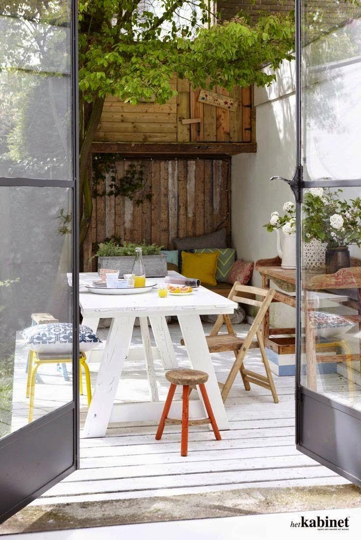 blog de decoração - Arquitrecos: Quintais pequenos: Lazer para todas as idades!