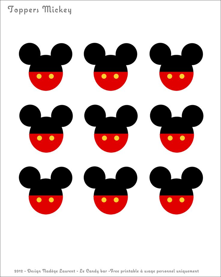 ... Mickey minnie mouse, Free printables and Mickey mouse clubhouse party