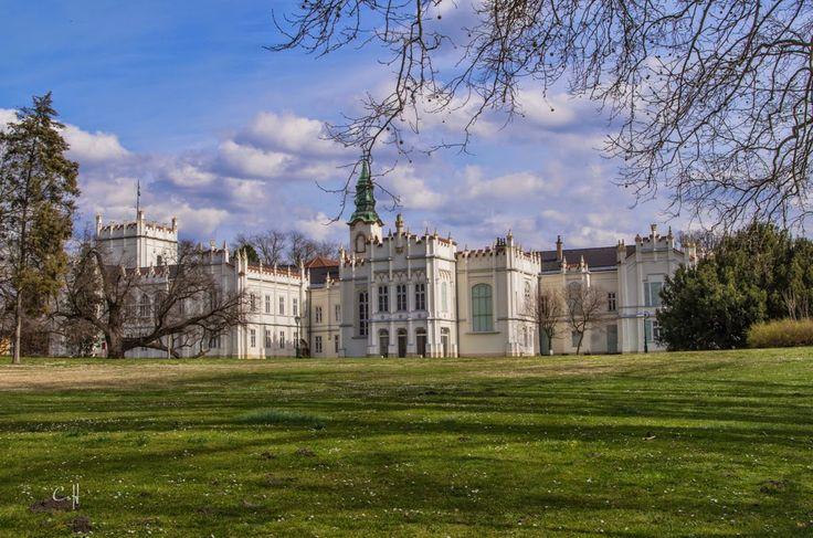 Martonvásár, Brunszvik-kastély és park - Hungary