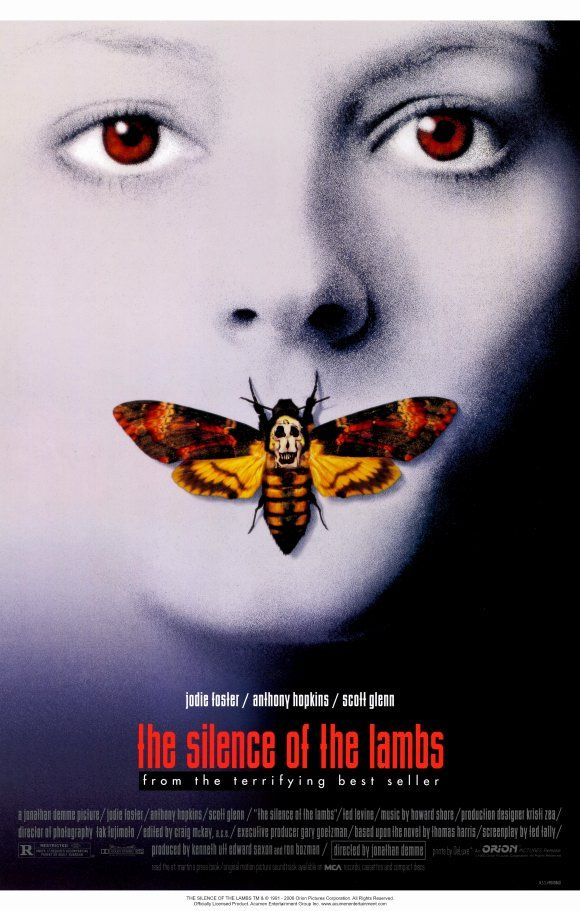 Silence of the Lambs. There are just so many great things about this movie. The…