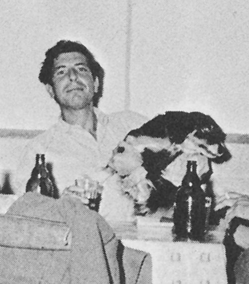 A blog devoted to Leonard Cohen.