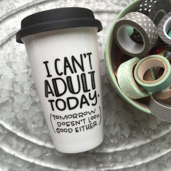 21 Brutally Honest Coffee Mugs That Nail Your Morning Struggle I need this mug.