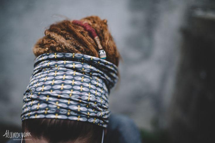 Ein DIY Haarband für voluminöses Haar
