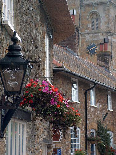 Abbotsbury Tea Rooms, Dorset