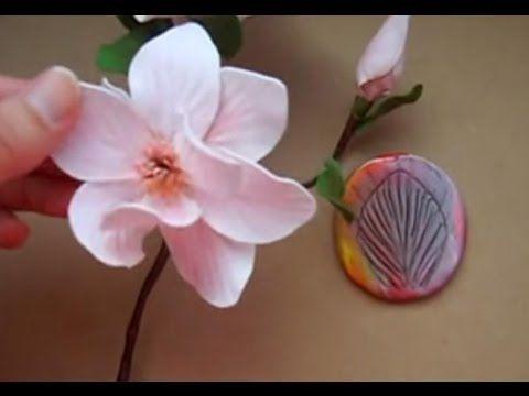 Молды для фоамирана, в том числе и своими руками - YouTube