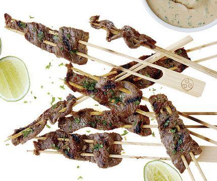 Indonesian Beef Satay | Recipe