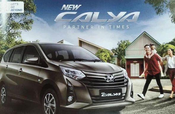Spesifikasi Desain Interior Eksterior Dan Dimensi Toyota Calya Toyota Mobil Keluarga Eksterior