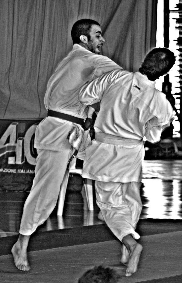 Kumite - Karate