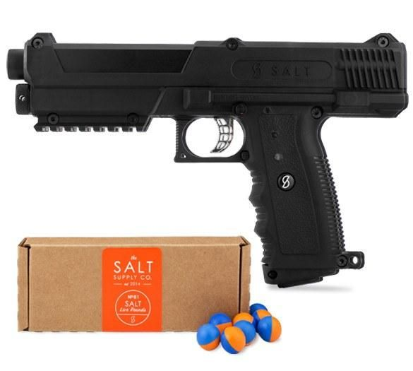 Salt Supply: THE S1 PEPPER SPRAY GUN