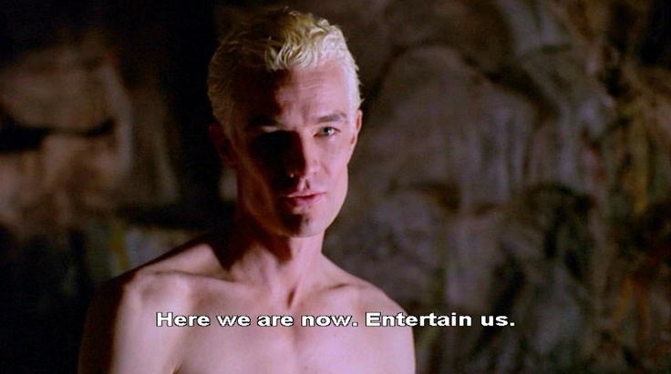 spike quotes robbie williams