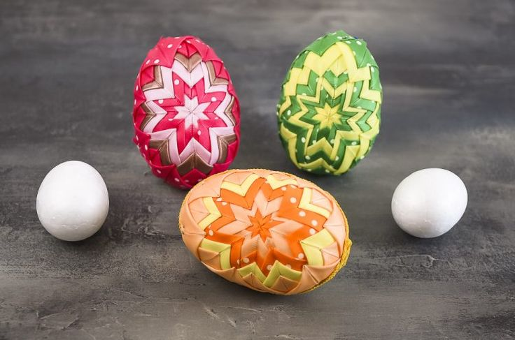 Kreatívny kurz Falošný patchwork na vajíčka