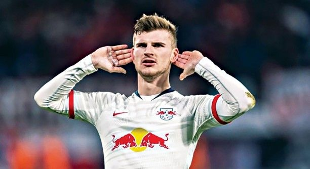 Werner Heading To Chelsea For 53m Premier League Champions Chelsea Striker