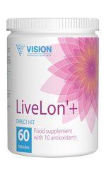 ЛивЛон способствует системному омоложению организма.