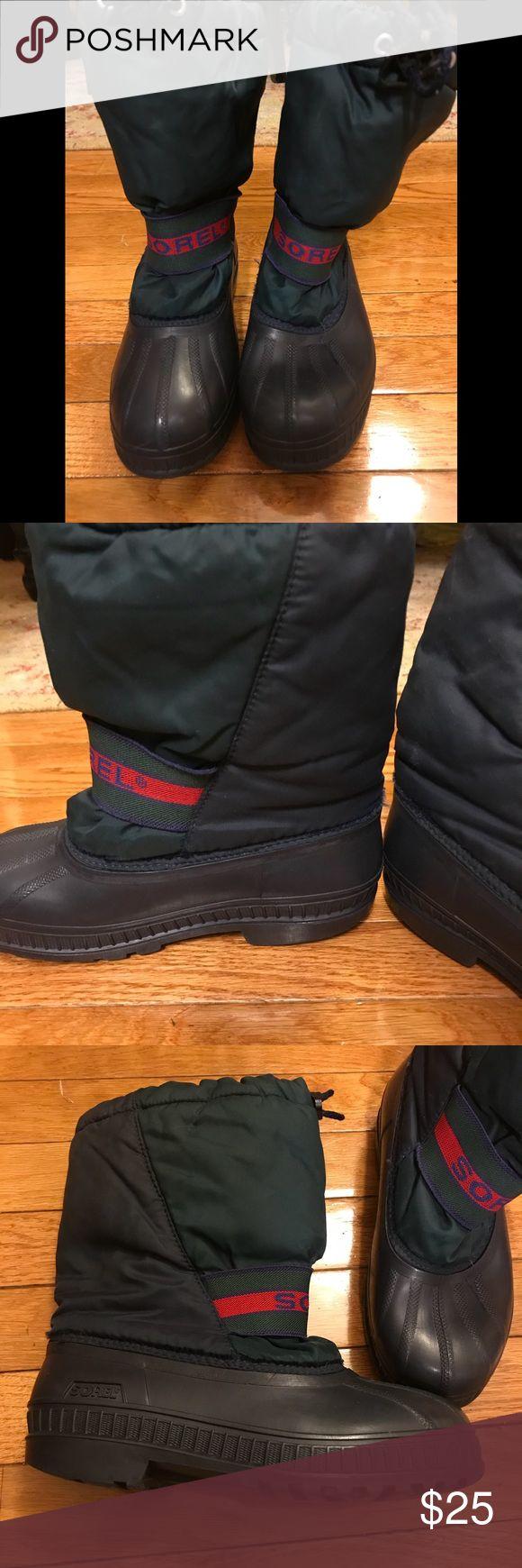 Sorel kids winter boots Good clean condition Sorel Shoes Boots