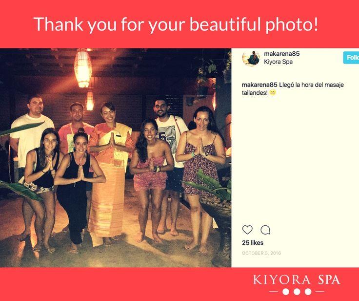 Thank you @makarena85 for the wonderful photo.  Follow us on Instagram - - > @kiyoraspa . . . . . . . . . . . . . . . #luxuryspa #dayspa #thailand #chiangmai #serviceexcellence #kiyoraspa #relaxation #massage #wellness #treatments #therapeutic #wellbeing #thailandonly #amazingthailand #explorethailand #bodywrap #aromatherapy #herbalcompress #deeptissue #bodyscrub #spatreatments #spa