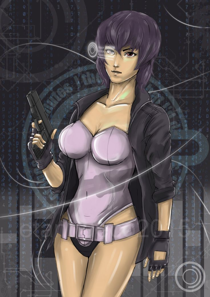 Major motoko kusanagi hat Sex