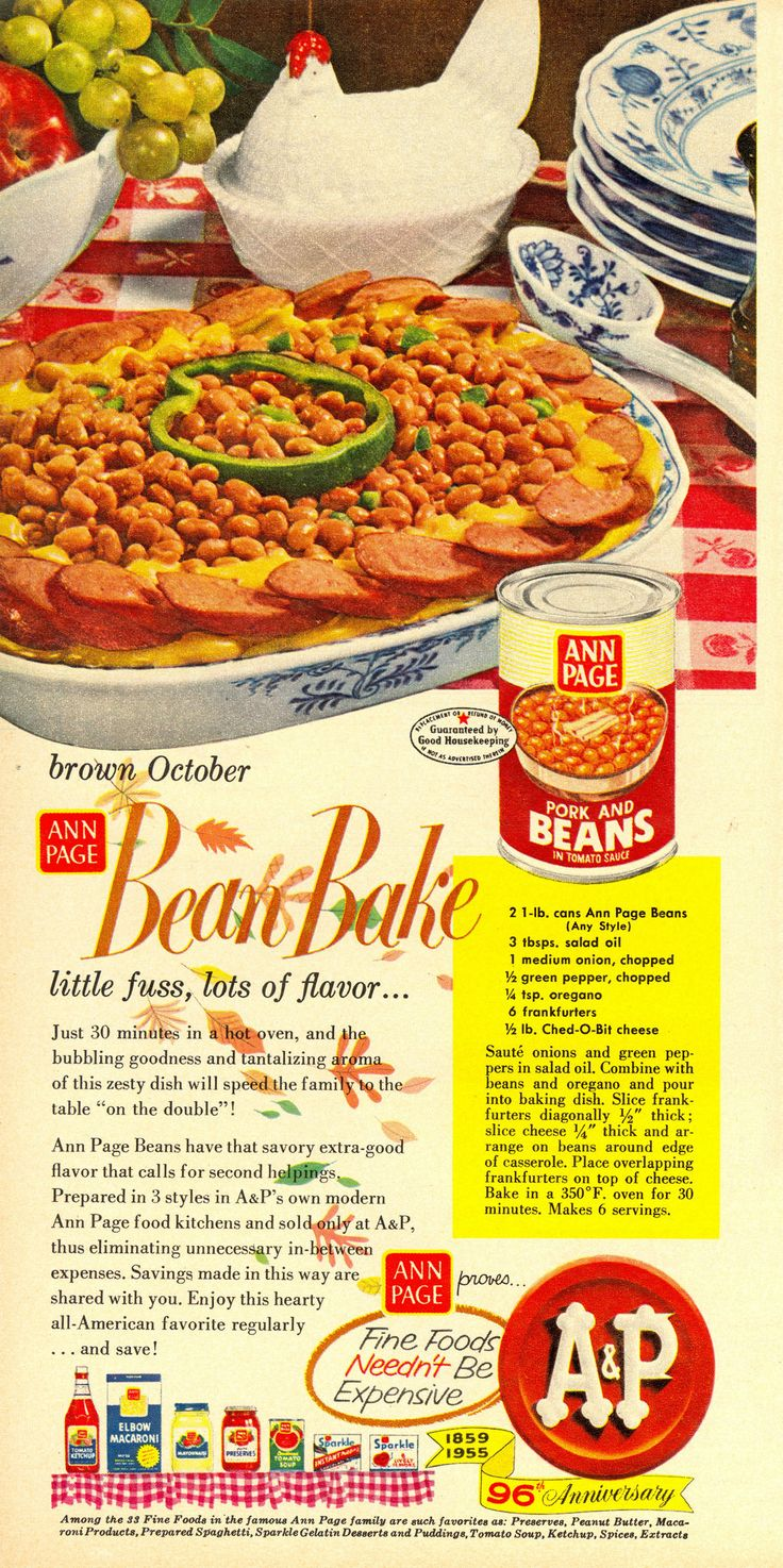 Ann Page Bean Bake Recipe From