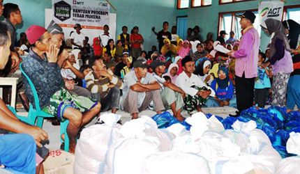 Pengentasan Rawan Pangan di  Kabupaten Manggarai Timur