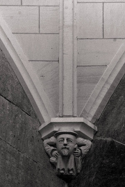 Architectural detail...