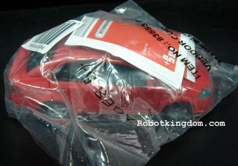 hasbro transformers swerve chevy aveo (chevy dealer exclusive) #transformer