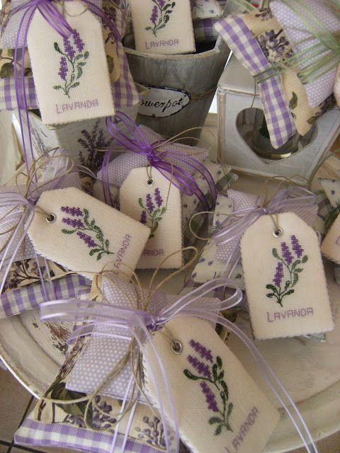 Lavendel labels