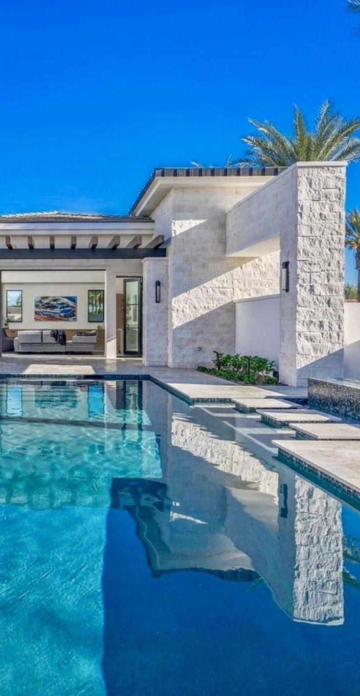 15 Modern Mediterranean Backyard Makeover On A Budget