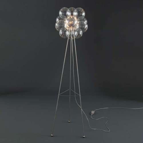 funky lighting fixtures. Molecule 38 FL 12 Floor Lamp Funky Lighting Fixtures