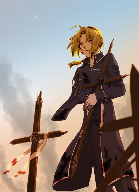 Edward Elric.