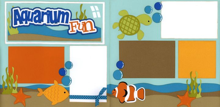 aquarium fun: Scrapbook Ideas, Aquarium Fun, Layout Ideas, Summer Scrapbook, Aquarium Scrapbook Pages, Scrapbookingpap Crafts, Scrapbook Pages Aquarium, Fun Layout, Scrapbook Layout