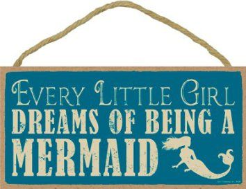 Every Little Girl Dreams Of Being A Mermaid If You Have A Toddler Or Mermaid Bathroom Decorbathrooms