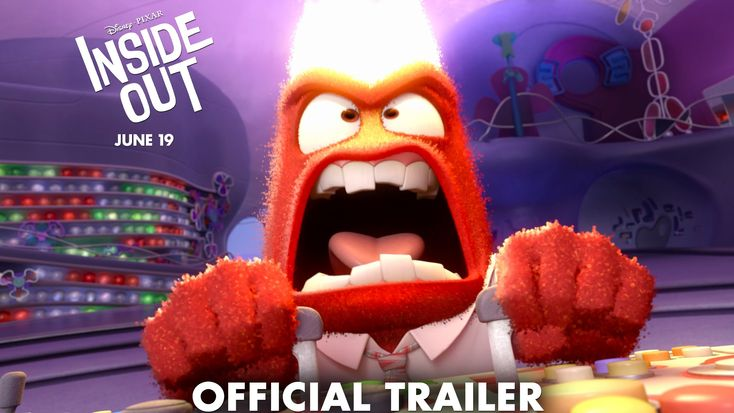 The brand new trailer for Disney•Pixar's Inside Out is here! Watch now: