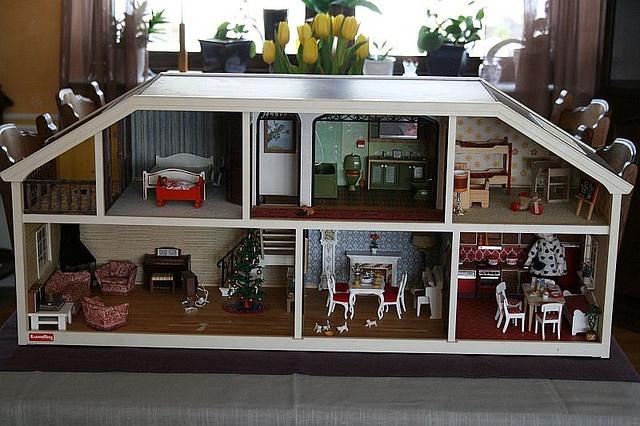 17 best images about lundby dolls house on pinterest - Maison de poupee lundby ...