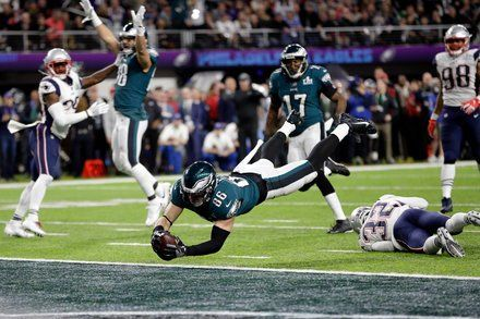Teaching Activities for: The Eagles Vanquish the Patriots to Win Their First Super Bowl