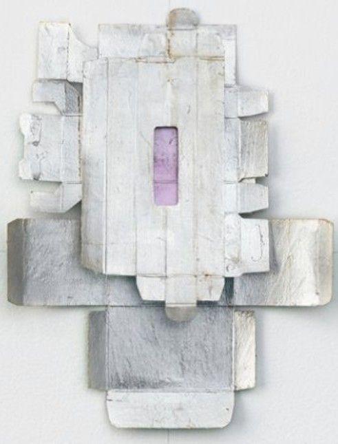 Untitled / Violet - 2012 - Rachel Whiteread - http://www.luhringaugustine.com/artists/rachel-whiteread