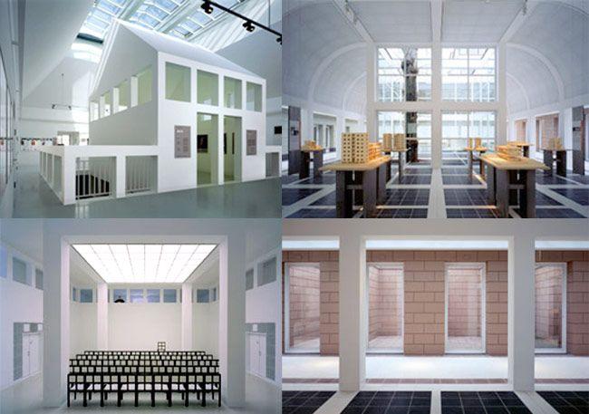 17 best images about o m ungers on pinterest villas for Frankfurt architekturmuseum