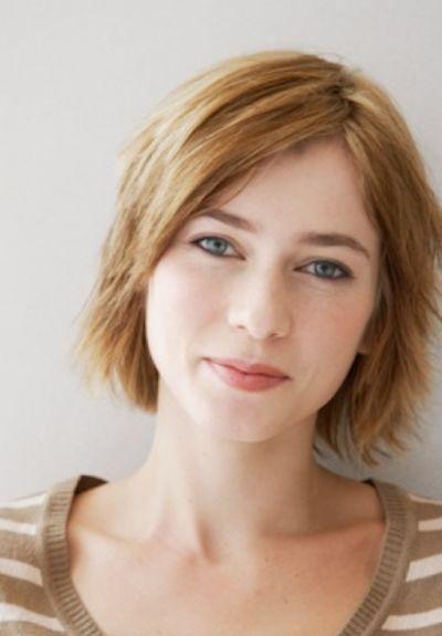20 Corto Y Entrecortado Peinados Para Edgy Mujeres