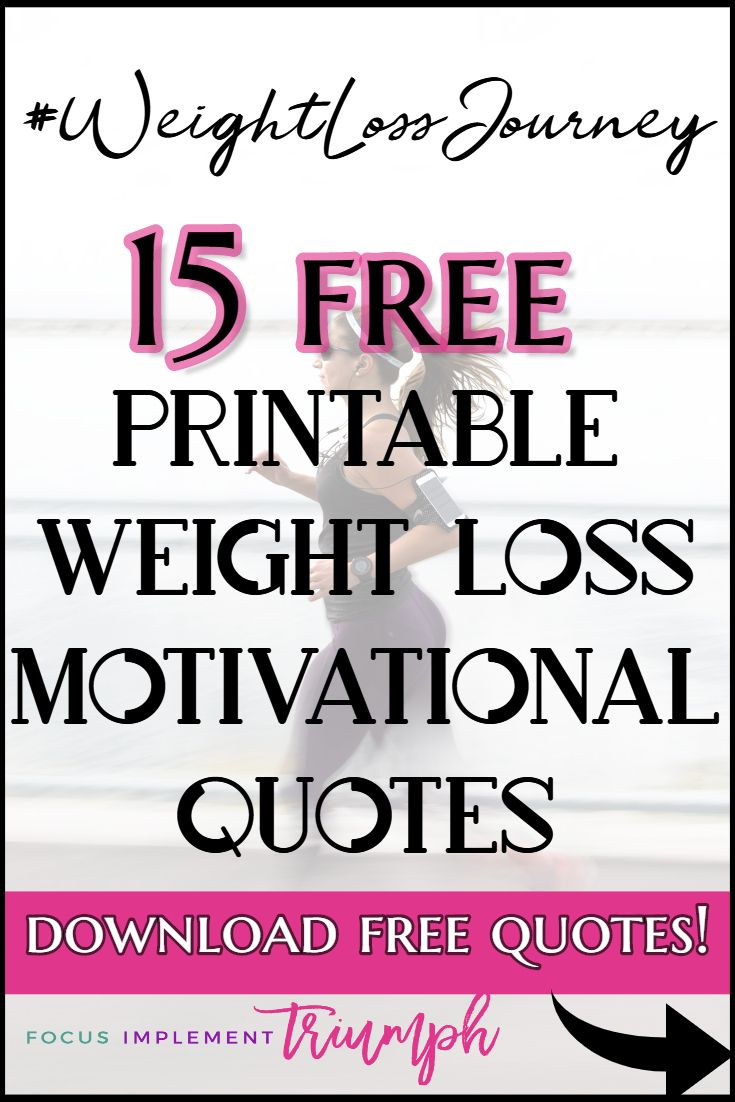 using visual motivation for weight loss