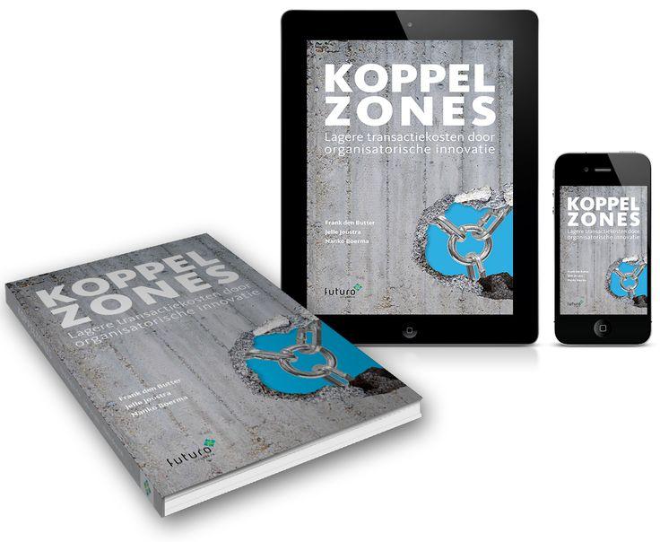 Koppelzones van Frank den Butter, Nanko Boerma en Jelle Joustra presenteert een aanpak voor het verminderen van koppelfricties in ketens. U krijgt hiermee de handvatten om organisatorische innovatie te realiseren en u gaat aan de slag met zes tactische richtlijnen voor het opstellen van een koppelzone. Tevens krijgt u drie richtlijnen om de koppelzones vervolgens goed te kunnen managen. #koppelzones #frankdenbutter #nankoboerma #jellejoustra #futurouitgevers
