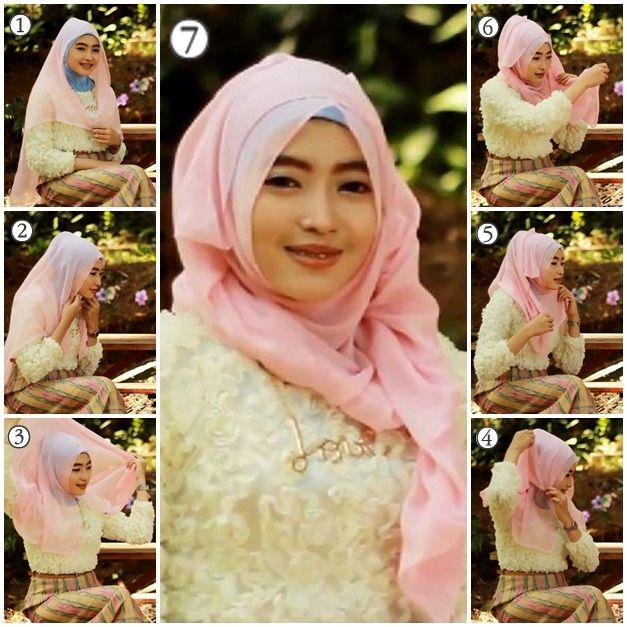 Tutorial Hijab untuk Pesta / Hijab Tutorial for Party
