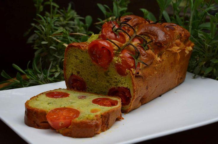Recette Cake Sal Ef Bf Bd Pesto Feta