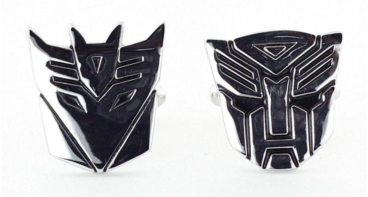 Fumetti - Gemelli camicia transformers