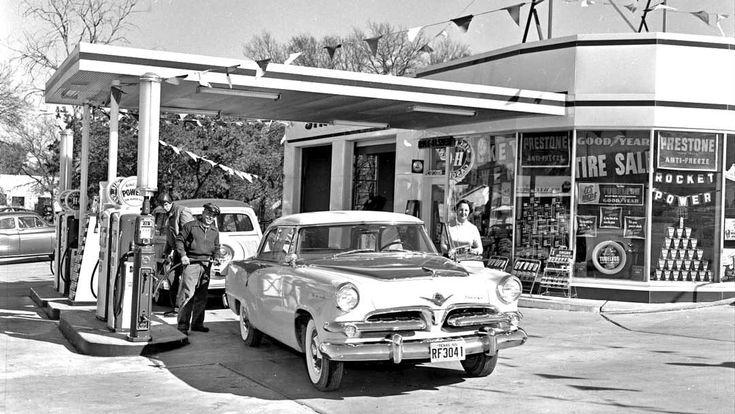 1096 best images about vintage service stations on pinterest for Best motors austin tx