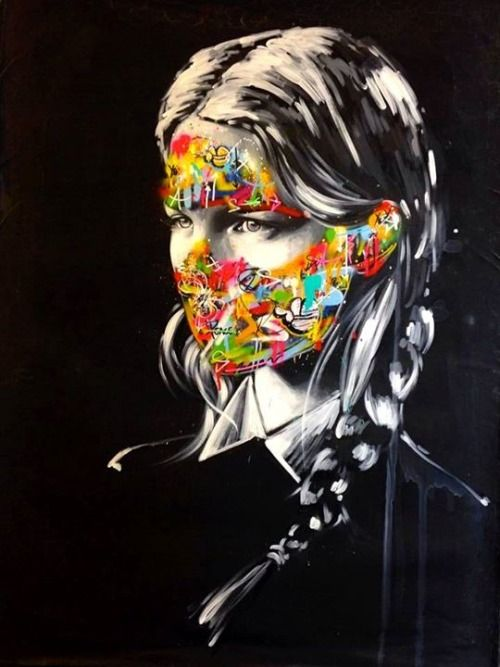 Sandra Chevrier collaboration with Martin Whatson.