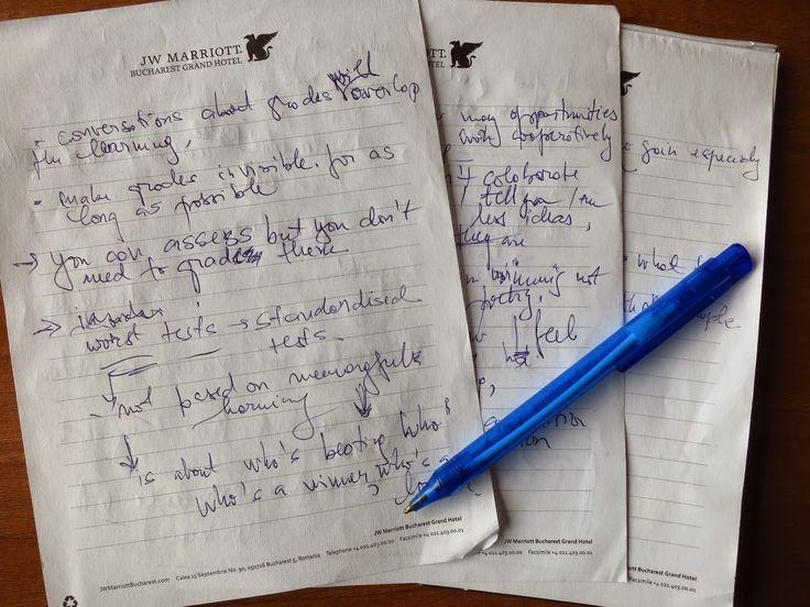 Jocuri, gânduri, educație și copii: De prin notite... Alfie Kohn, despre educatie, in noiembrie 2013